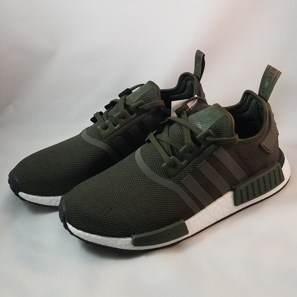 Adidas Shoes Mens Nmd R1 Japan Night Cargo Size 13 Poshmark